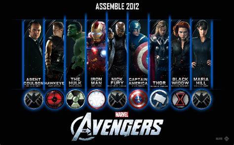 film marvel titoli avengers pronti per la fase 2 nel crossover marvel film