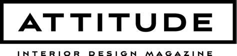 interior design magazine logo attitude interior design magazine