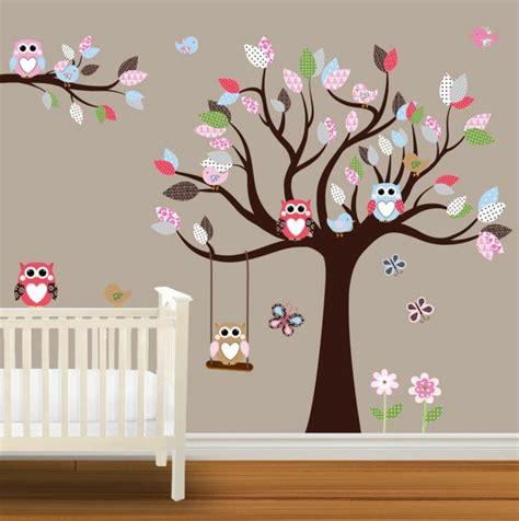 Wandtattoo Baum Babyzimmer by Wandtattoos F 252 R Kinderzimmer Eine Idee Archzine Net