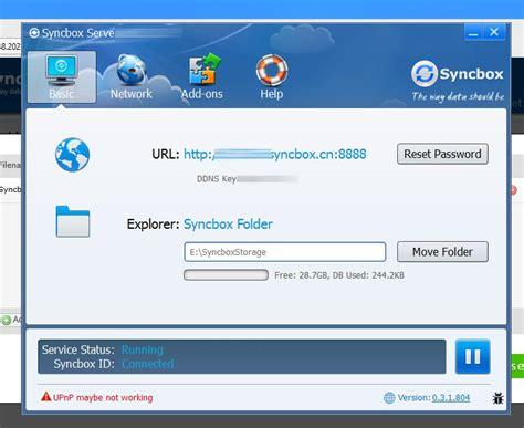 nas server für zuhause syncbox ein bisschen dropbox f 195 188 r den eigenen pc