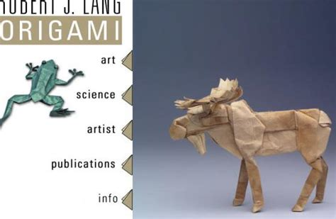 Origami In Science - origami and science science buzz