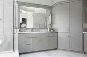 Bathroom Vanity And Cabinet Sets Gray Shaker Bathroom Cabinets