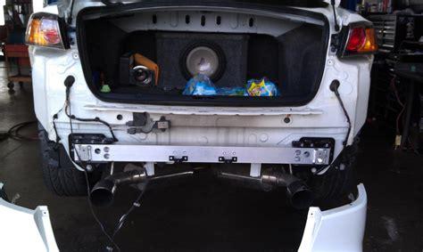 bumper removal 2014 outlander evolutionm mitsubishi remove front bumper 2008 mitsubishi outlander mitsubishi outlander all models rear bumper