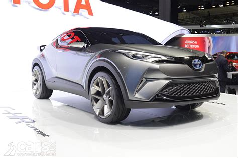 toyota new c hr new toyota c hr concept previews production nissan juke