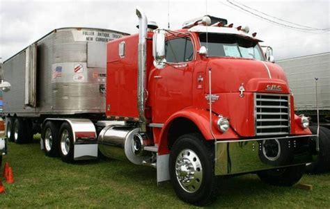 gmc semi truck gmc semi semi trucks