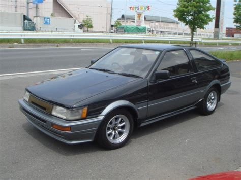 Toyota Corolla Gt Coupe Ae86 For Sale Toyota Corolla Levin Ae86 Gt Apex Coupe For Sale