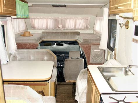Winnebago Floor Plans Class C by The Toyota Mini Motorhome A Quirky Rv With A Strong