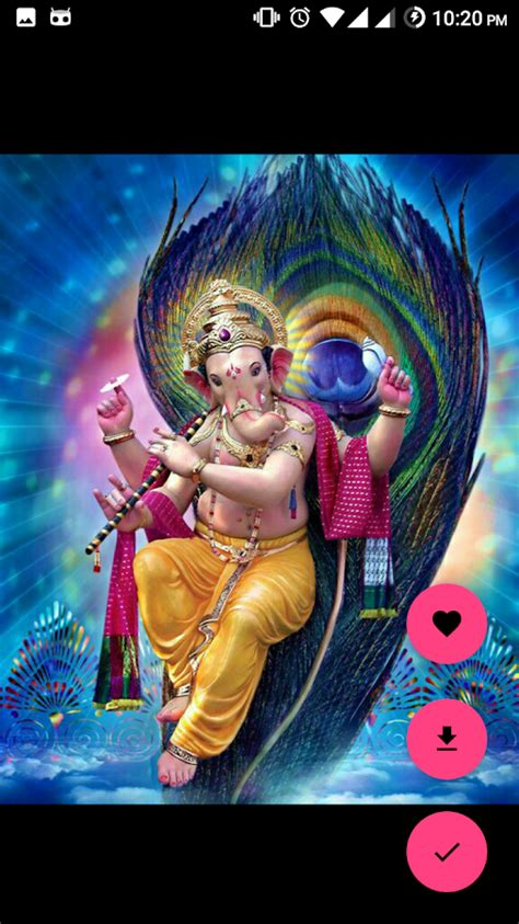 god ganesh themes for windows 7 lord ganesha wallpapers hd 4k android apps on google play