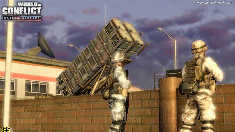 wic modern warfare mod  screenshots image world  conflict mod db