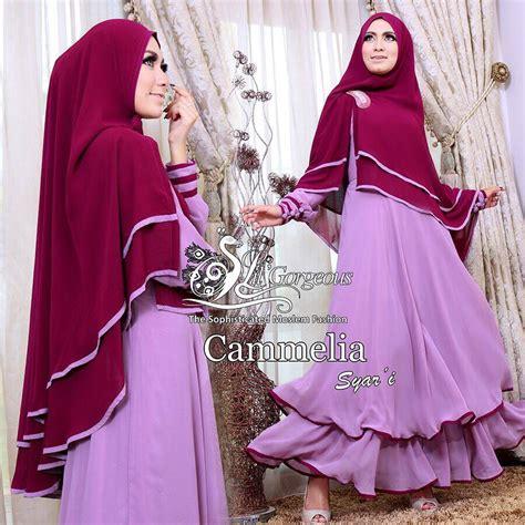camelia by lil gorgeous jual busana muslim