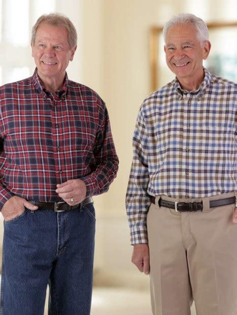 senior clothing