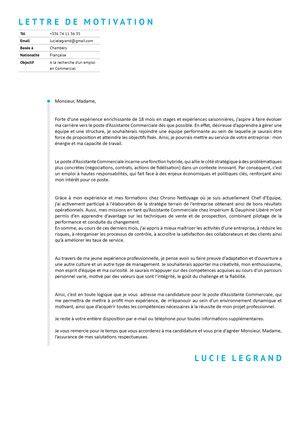 cover letter for chef de rang mod 232 les de lettre de motivation 224 t 233 l 233 charger 183 mycvfactory