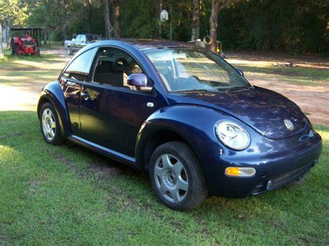 Volkswagen 2000 Beetle by 2000 Volkswagen New Beetle Information And Photos