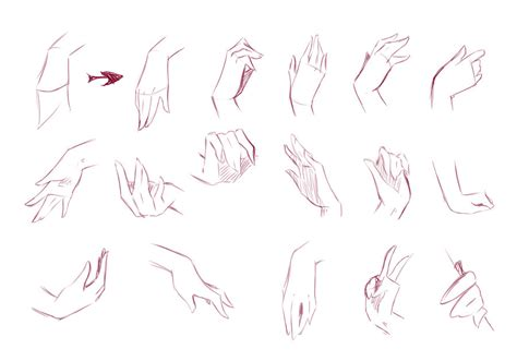 anime hand hands by rika dono on deviantart