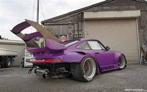 porsche rwb purple porsche rauh welt purple hd wallpaper cars wallpaper