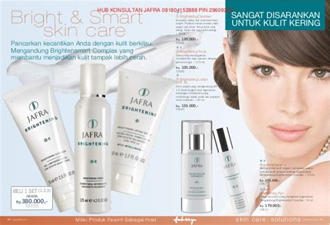 Jafra Skin Brightener 30 Ml 1 katalog jafra indonesia