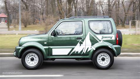 Suzuki Jimmy Review Suzuki Jimny Review Autoevolution