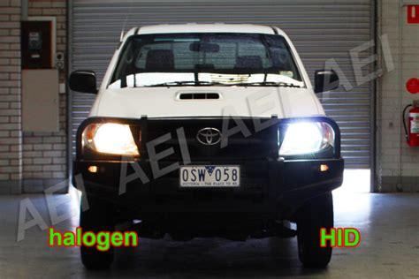 Lu Hid H4 6000k Tanpa Garansi toyota hilux 55w h4 hi lo 6000k bi xenon hid conversion kit sr sr5 workmate 4x4 ebay