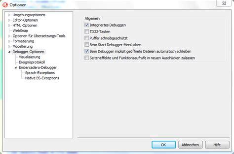 delphi exception tutorial entwicklungsumgebung ab delphi 8 delphi treff