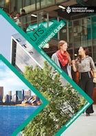 Credit Recognition Application Form Uts Brochure Downloads Of Technology Sydney