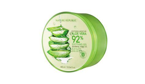 Harga Nature Republic Aloe Vera Gel Di Store 4 produk aloe vera paling favorit di fd review