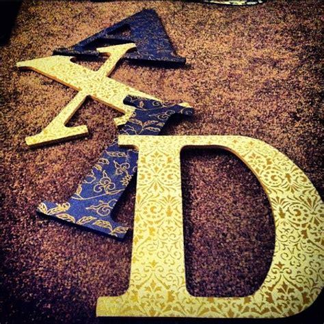 Alpha Xi Delta Letter Of Recommendation gorgeous alpha xi delta letters these look familiar