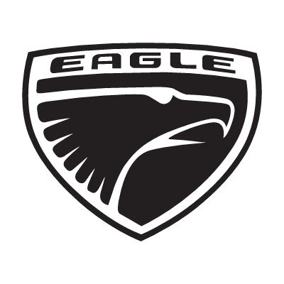 Auto Logo Eagle by Eagle Car Company Logo Vector Free