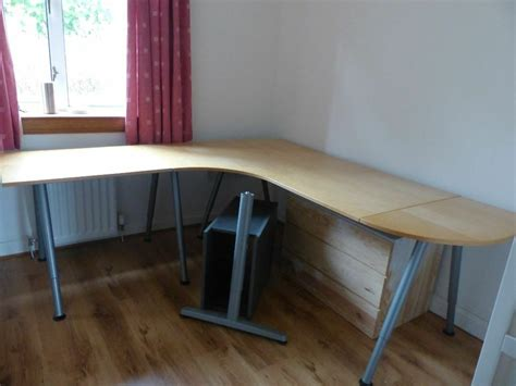 ikea galant desk extension buy sale and trade ads