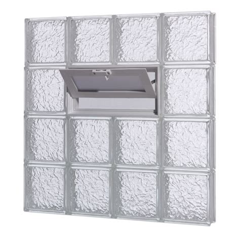 glass block basement windows lowes glass block basement