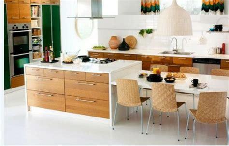 Ikea Kitchen Islands With Seating by K 252 Cheninsel Zu Hause 30 Stilvolle Einrichtungsideen F 252 R