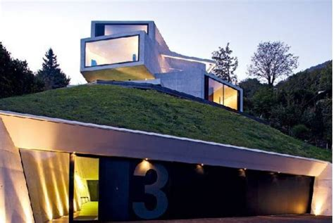 green roof house plans modern houses with green roof designs offering eco friendly alternatives
