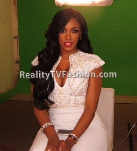 what type of hair does porsha stewart wear what dress size is porsha williams porsha williams in