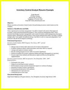 Inventory Analyst by Inventory Analyst Resume Exle
