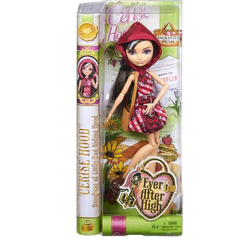 Cerise hood enchanted picnic ever after high doll pictures