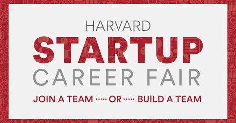 Harvard 2 2 Mba Program by Harvard Startup Career Fair The Harvard Innovation Labs