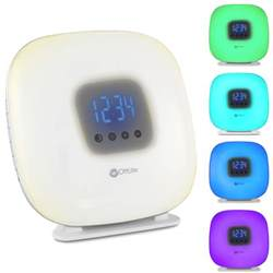 ottlite up your way light alarm clock tools for