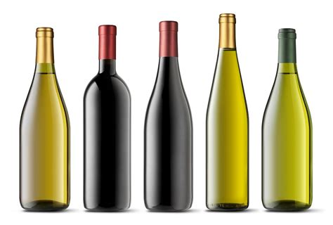 wine bottle shapes just the facts