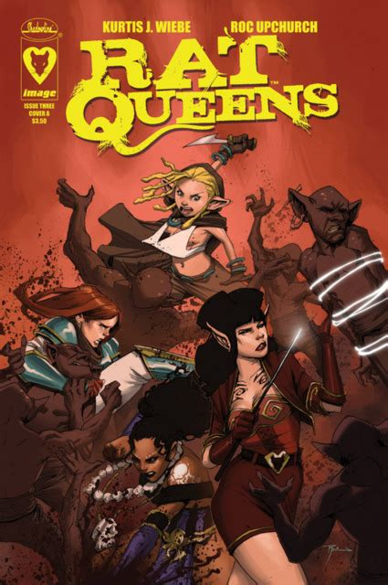 rat queens 16 when beards collide part one issue