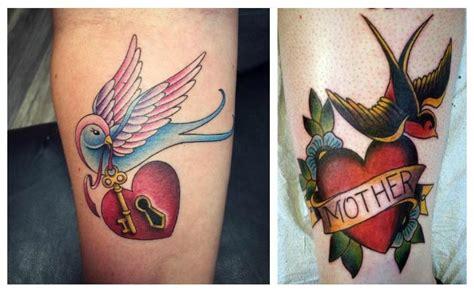 que es tattoo old school tatuajes de golondrinas 191 cu 225 l es su historia fotos y dise 241 os