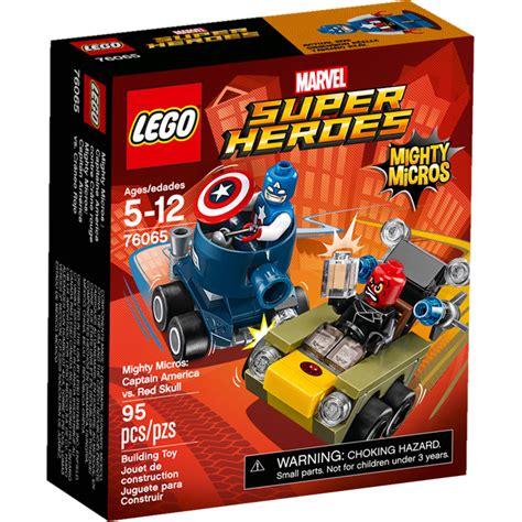 Lego Mighty Micros Captain America Vs Skull 76065 1 lego mighty micros captain america vs skull set 76065 brick owl lego marketplace