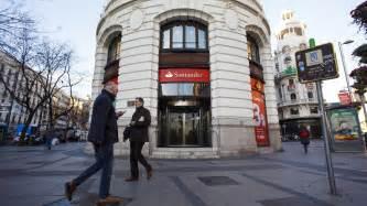 banco santqander banco santander san stock price financials and news