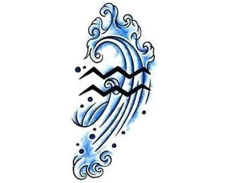 aquarius star sign tattoo designs top 15 aquarius designs aquarius tattoos