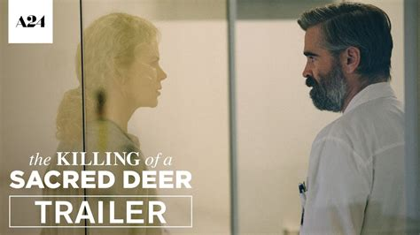 the killing of a sacred deer 101 7 the one trailer the killing of a sacred deer
