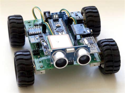 H Infinity Control Of An Autonomous Mobile Robot by ドライバー1本で組み立てられるarduinoホイールロボット Hackabot Nano Kura Base