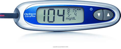 One Touch Glucose Meter glucose meter reviews diabetes technology