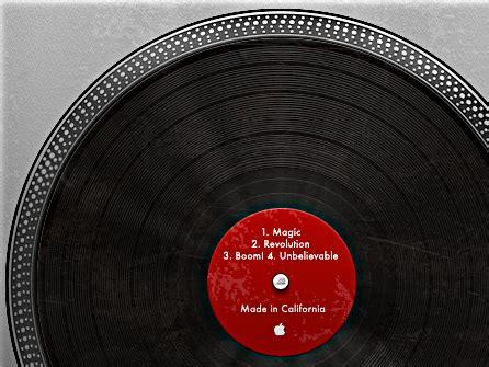 Bild Schallplatte 94 by Easteregg In Os X Schallplatte Mac