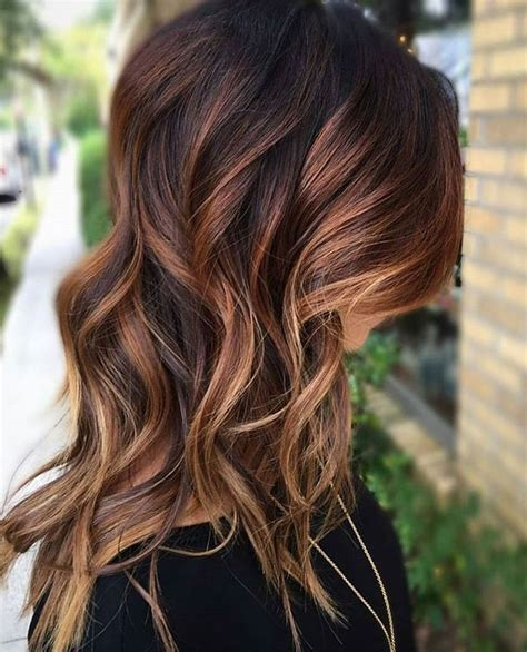 hair color for fall best 25 hair colors ideas on fall