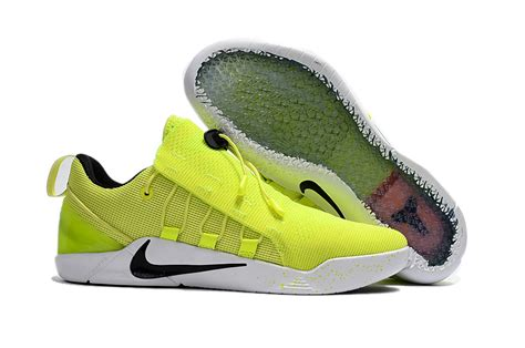 fluorescent basketball shoes nike zoom ad elite fluorescent green basketball