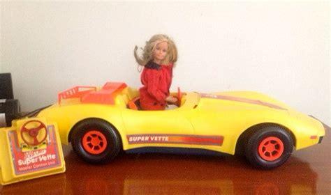 barbie corvette vintage 1979 barbie corvette remote control car cars fantasy