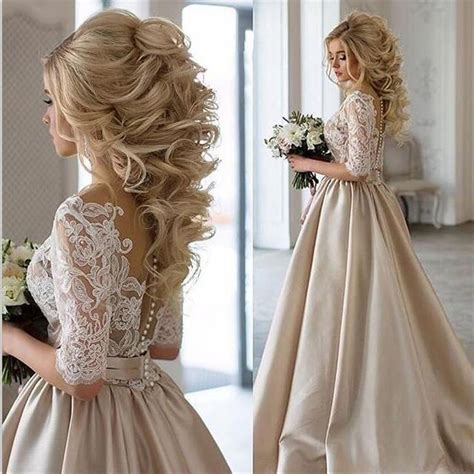 Wedding Dress Styles For Hair 25 best ideas about prom hairstyles on hair